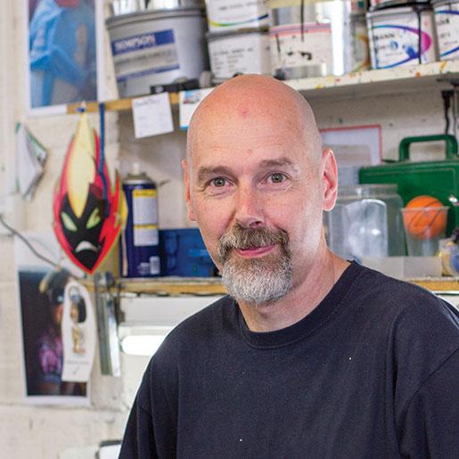 Paul Woodcock